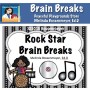 Brain Breaks Rock Star