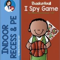 I Spy Basketball