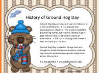 Ground Hog Day Games