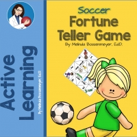 Soccer Fortune Teller Game