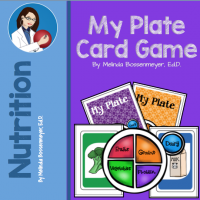 My Plate Cards