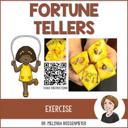 Exercise Fortune teller