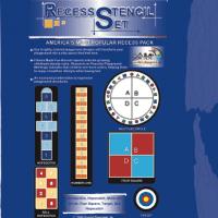 Recess Stencil Set