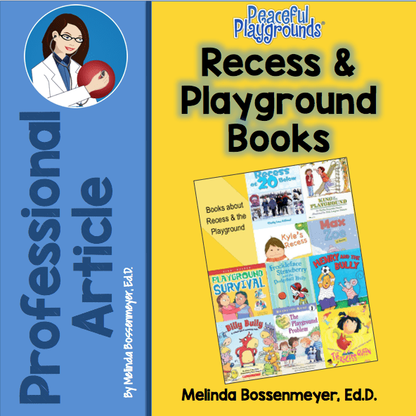 10 Books about the Playground and Recess - Peaceful Playgrounds