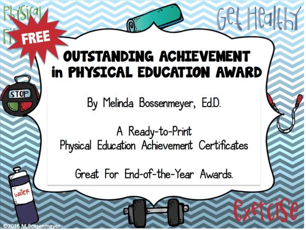 PE Award