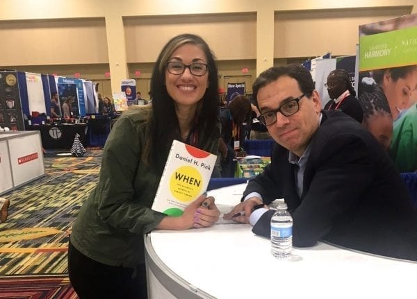 Daniel Pink Picture