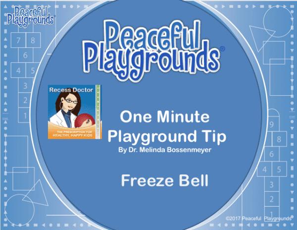 Freeze bell video