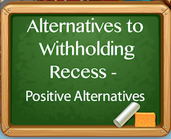 Alternatives Recess Ann