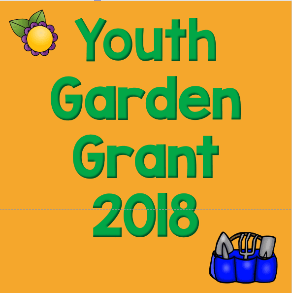 Youth Garden grant