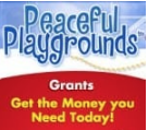 Peaceful Playgrounds Grants